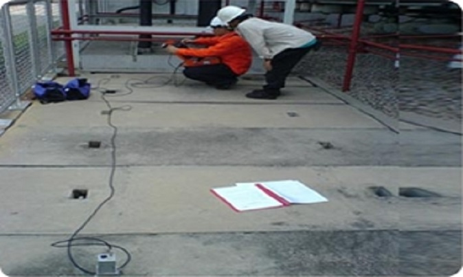 Underground Cable Fault Detection